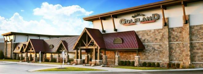 Carl's Golfland Groupon us