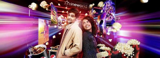 Cineworld banner UK