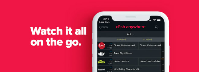 DISH Network App