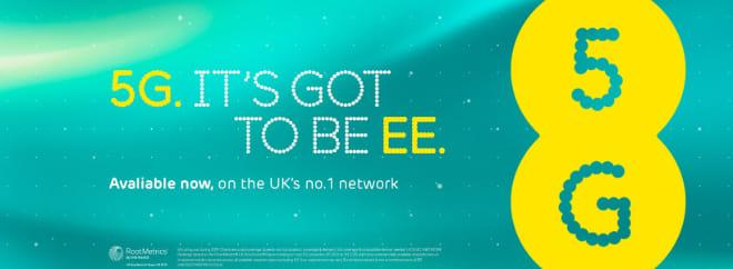 EE banner UK