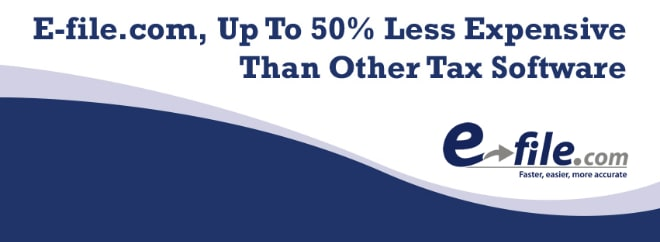 E-File Taxes
