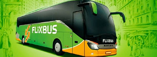 Flixbus banner