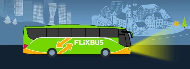 Flixbus banner DE