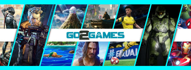 Go2Games Groupon GB