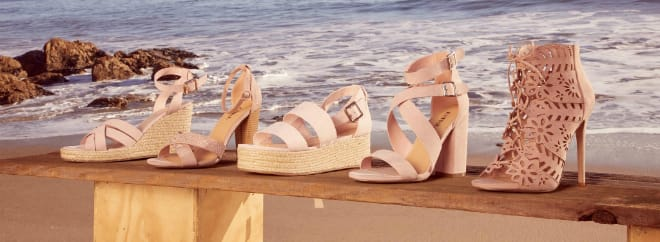 JustFab Shoes