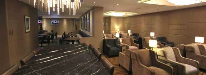 Paid-for Airport Lounge Access