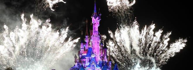 Magic Breaks Disney