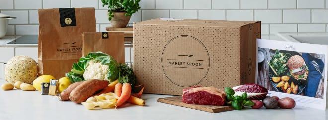 Marley Spoon Groupon US