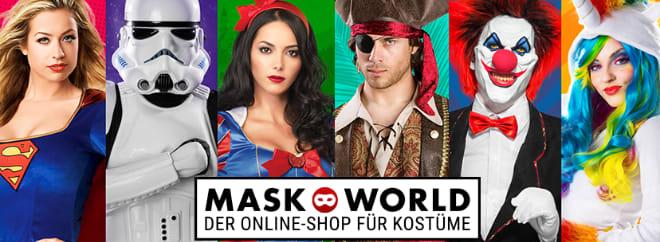 Maskworld banner DE