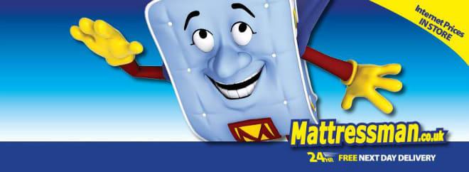 Mattressman Groupon GB Image