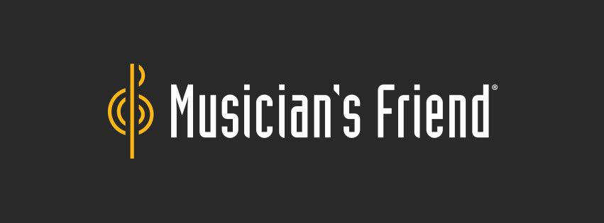 Musicians Friend banner