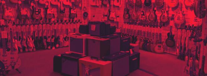 Musicroom music shop