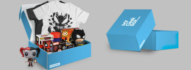 My Geek Box Groupon GB