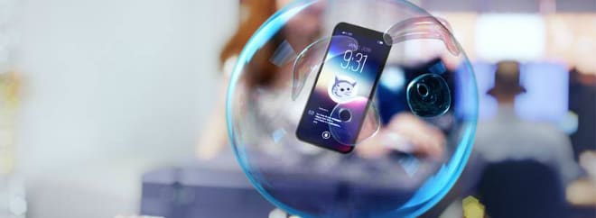 Protect Your Bubble Groupon GB Image