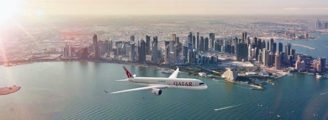 Qatar Airways IT banner