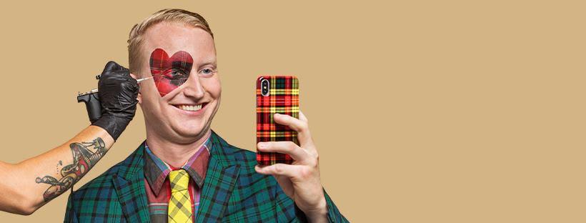 RedBubble phone case