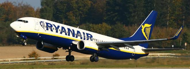 Ryanair Banner Groupon UK