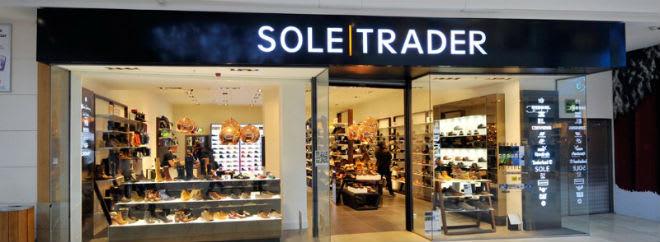 Soletrader footwear