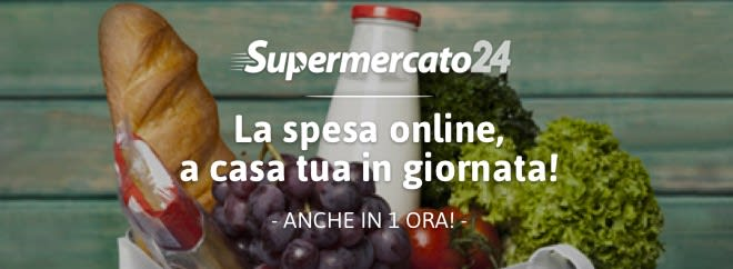 Supermercato24 banner