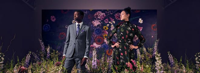 Ted Baker banner UK