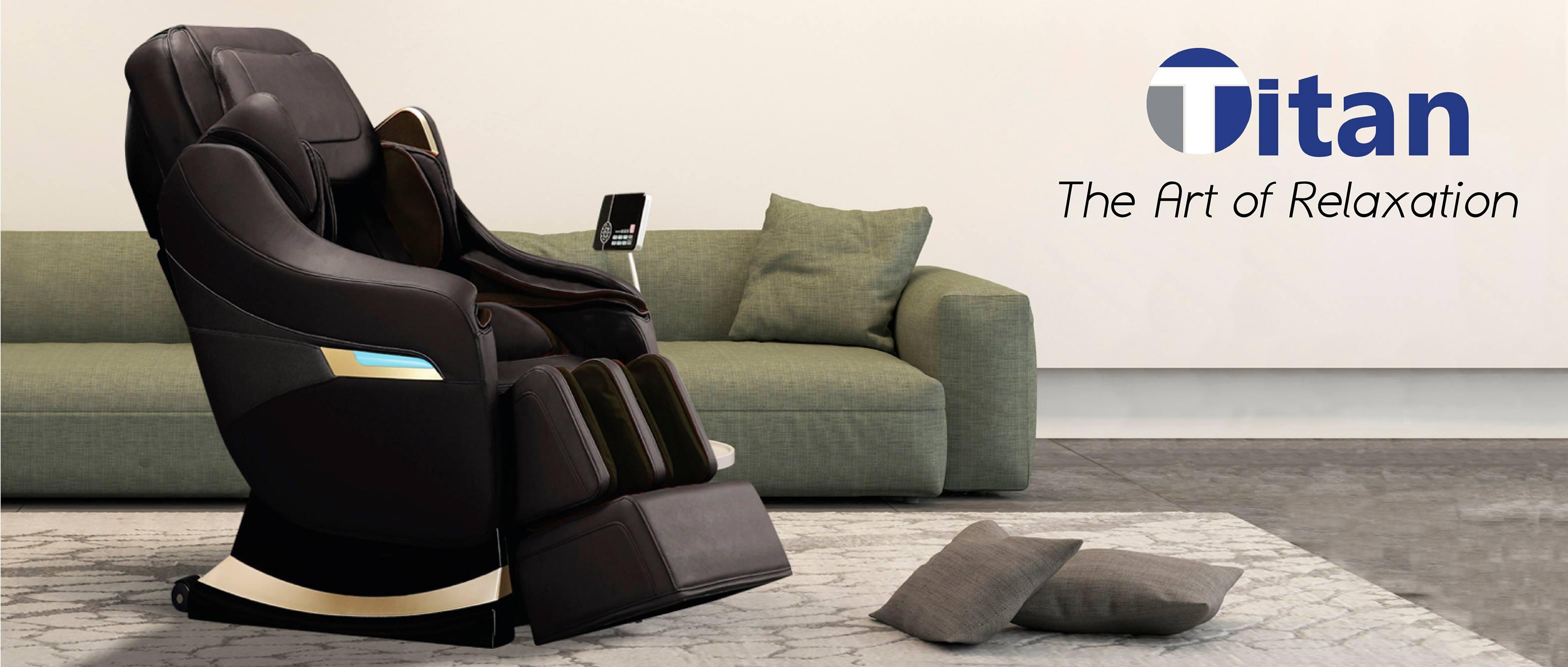 Titan Chairs banner