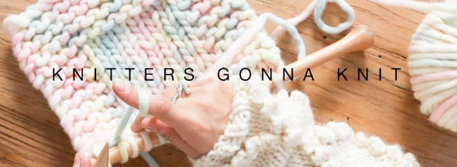 We are knitters groupon US