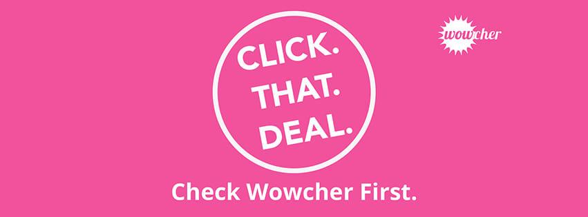 Wowcher deals