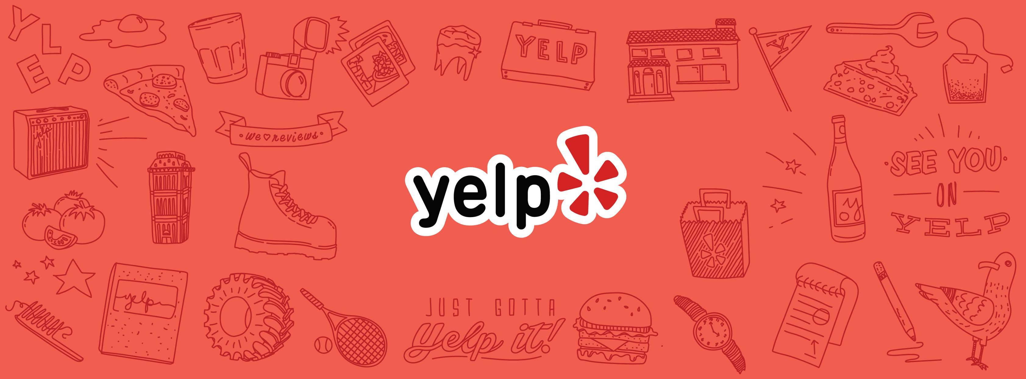 Yelp banner US