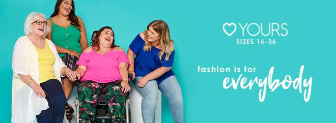 Yours clothing UK