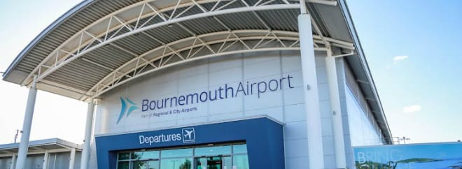 Bournemouth Airport Parking