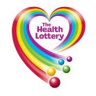 The Health Lottery - Logo