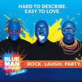 Blue Man Group - Logo