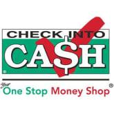 Check into Cash - Logo