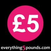 Everything 5 Pounds - Logo