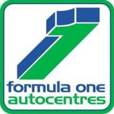 Formula One Autocentres - Logo