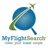 MyFlightSearch - Logo