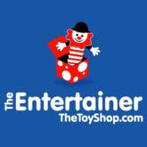 The Entertainer - Logo