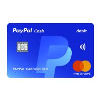 PayPal Cash Card - Logo