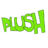 PLUSH - Logo