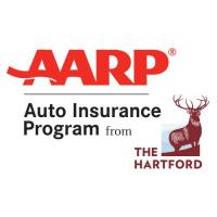 The AARP Auto Insurance Program from The Hartford - Logo