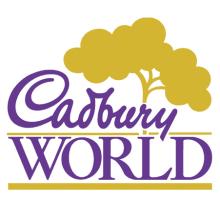 Cadbury World - Logo