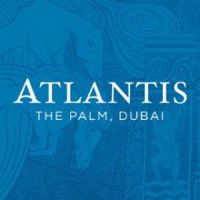 Atlantis The Palm - Logo