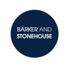 Barker and Stonehouse - Logo