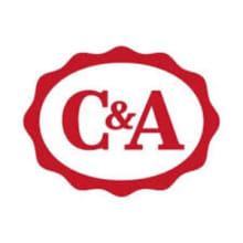 466cf6e6b2 Nach einem Gutschein suchen. C&A - Logo. www.c-and-a.com