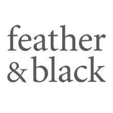 Feather & Black - Logo