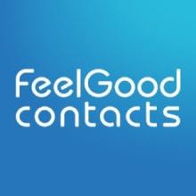 Feel Good Contact Lenses - Logo