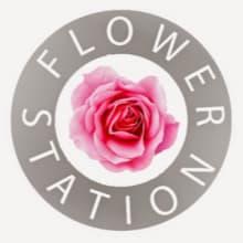 Flower Station - Logo