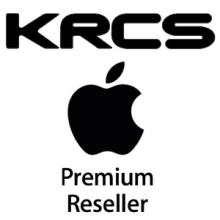 KRCS Apple Premium Reseller - Logo