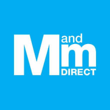 M and M Direct - Logo