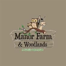 Manor Farm Park & Woodlands - Logo